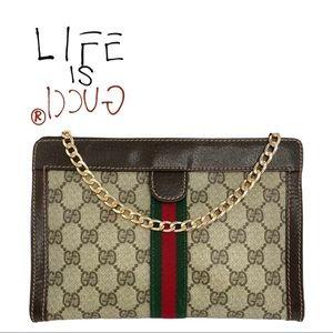 🔴SOLD🔴Gucci GG Clutch Crossbody bag